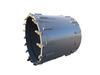 Large-caliber borehole tool for highway/bridge foundation construction