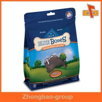 Guangzhou printing and packaging products custom printed plastic dog food packaging bag