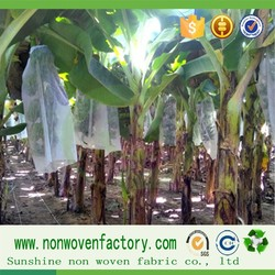 Quanzhou good quality agriculture product, banana protection bag, polypropylene nonwoven fabric for bag
