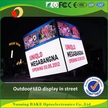 P6P7 outdoor smd billboard full xx video led display board