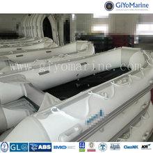new best rigid fiberglass high quality inflatable boat