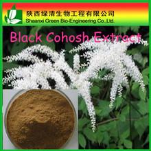 Good quality Cimicifuga Racemosa extract /Actaea racemosa extract