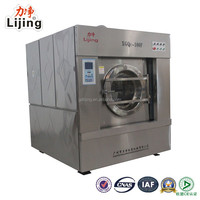CE Approved Industrial Frontal Loading 50kg Washing Machine in Dubai (15-100kg)