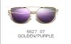 6627 gold purple