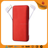 2015 new products travel charger 5000mAh rohs power bank