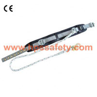 Protective Wear full body safety harness with shock absorber