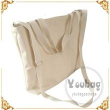 Canvas tote bag for shopping, Cotton shopping bag supplier