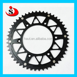 Bajaj discover chain sprocket Bajaj parts sprockets and chains for Bajaj