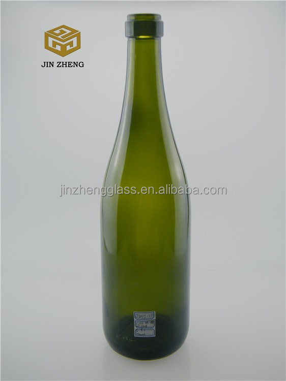 China online shopping 1500ml antique liquor bottles red for Red glass wine bottles suppliers