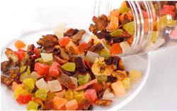 Natural Organic And EU Compliant Dried Fruit Blueberry Flavor Tea Blend Loose Leaf Tea/Pyramid Tea Bag