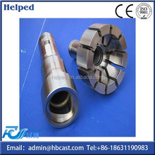Meat Pump Shaft and Rotor for Sausage Vacuum Filler with HANDTMANN Brand