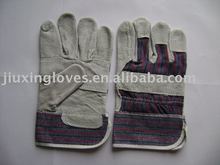 Cow leather working gloves