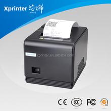 80mm Ethernet/USB+RS232 thermal printer Cheap POS Printer