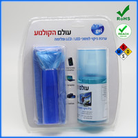 200ml Environmentally friendly game screens lcd cleaning kit