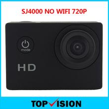 1.3 Mega pixel CMOS sensor 1.5 inch hd 720p waterproof dv action camera