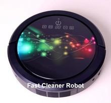 2015 New design turning mop robot vacuum and mop , toner vacuum cleaner