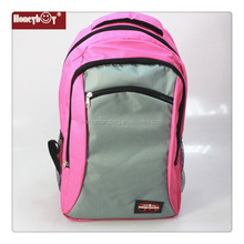 School bag with match colors for young female