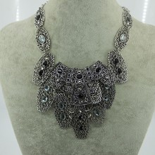 Europe and the United Style Restore Ancient Necklace with Diamond