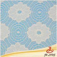 Voile african lace fabric,white hockey laces,embroidery lace