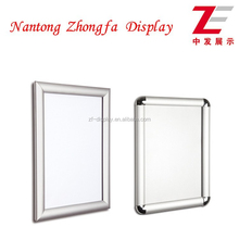 Aluminum Photo Frame Snap Picture Frame A1 A2 A3 A4 B1 B2