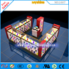 Factory price direct sale modern portable mobile phone display cabinet