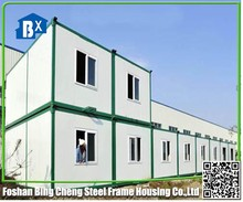 Container House Export To Malaysia