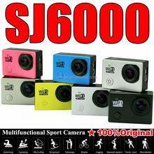 Lireder Helmet Waterproof HD 1080p Action Camera WiFi SJ6000 SJ 6000 Camera