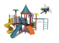 Used Outdoor Toys, Houses In Plastic From Garden For Children