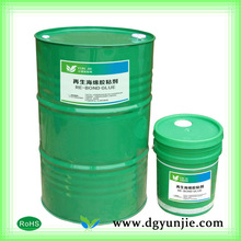Chemical polyurethane resin foam binder with cheap price