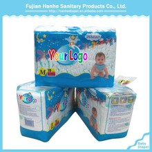 Soft OEM Disposable Baby Diapers In Bales
