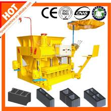 Prodotti di piccola produzione di macchine qmy6-25 blocchi di cemento che fa la macchina macchine usate mattone