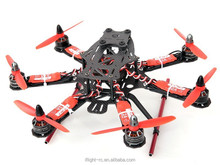XFISH H250 Mini FPV Hexacopter Racer 250mm racing hexa