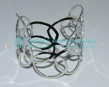 rings fashion metal bangle cuff thin