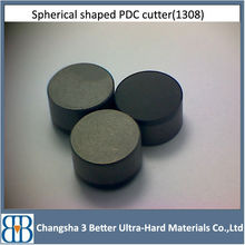 Changsha 1916 PDC cutter for diamond core drill bits,oil well drilling PDC cutter insert,PDC cutters for drill bit