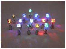 Fashion new style led earrings promotional gifts item