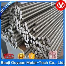 titanium rods asme sb348 polish