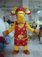 Mascot Horse -Animal Character Mascot ,Avdertising Customized Costumes,Mascot for Promotion