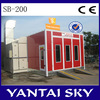 Sky cabinet spray booth, spray tan booth, inflatable spray booth SB-200 with CE