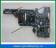 computer motherboard for HP G6-1075 DA0R12MB6E0 REV E with hm55 /216-0809024 video