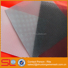 Security Door Mesh , Stainless Steel Wire Mesh Window Screen