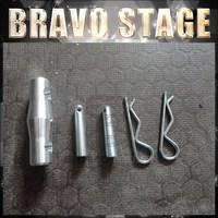 Bravo Stage dj wedding speakers Truss