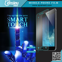 Tempered Glass Explosion Proof 0.26mm Screen Protector Guard Film for Mobile Cell Smart Phone