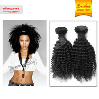 brazilian kinky curly remy hair weave,hot sale top quality brazilian wet and wavy hair,brazilian tight curly hair