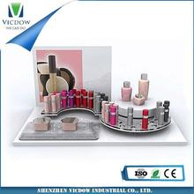 new products multi tiers acrylic cosmetic display for cosmetic,jewelry,commodity makeup