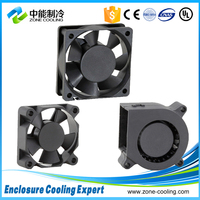 12 volt dc brushless computer cooling fan