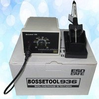 Low Price Lead-free 936 Soldering Iron Station for Cell Phone / Telephone Handset