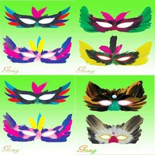 Newest Halloween Mask Paper Craft With Different Design