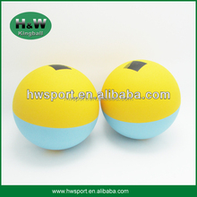 High quality hollow rubber toy ball