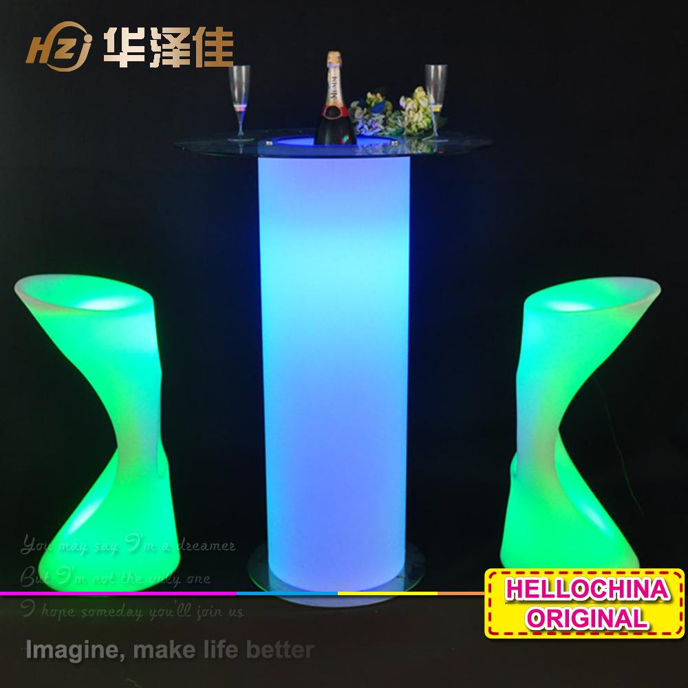 LED furniture/ Bar counter for sale/ LED bar table