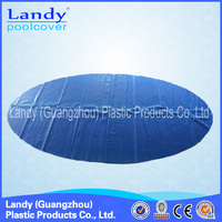 round shape pool cover,2014 hot sell swimming pool bubble cover